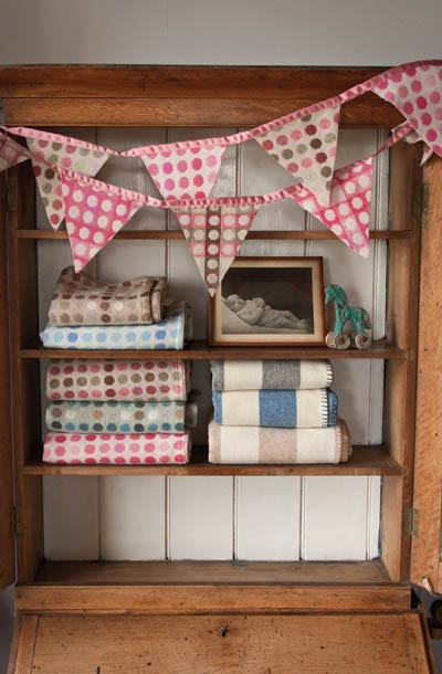 Melin Tregwynt baby collection